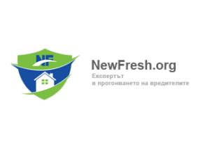 NewFresh.org – Изработка на онлайн магазин | eNdot.eu